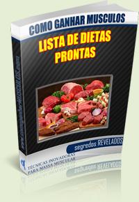 dietas para ganhar massa muscuular